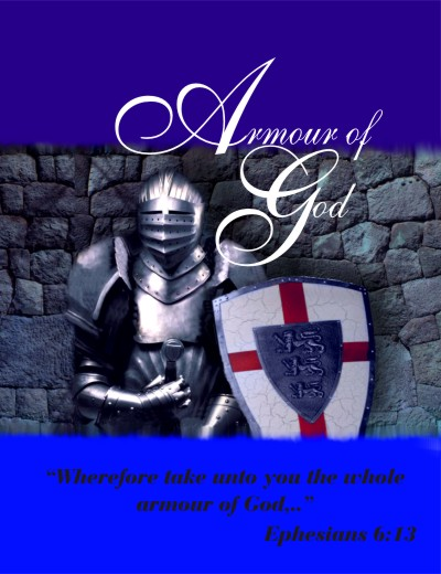 Armour of God Curriculum Cover