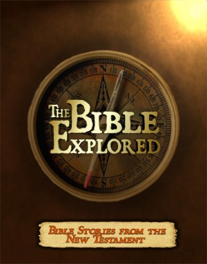 Bible Explored NT Stories Cover