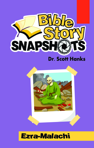 Bible Stories Snapshot 9 COVER Front