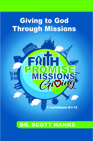Faith Promise Missions Giving COVER