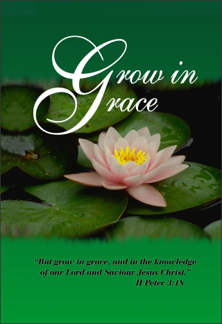 Grow in Grace curriculum cover