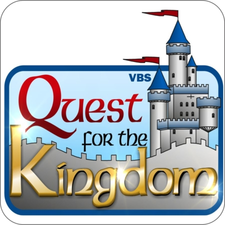 Quest for the Kingdom logo